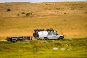 MDC Explorer Forward Fold Offroad Camper Trailer