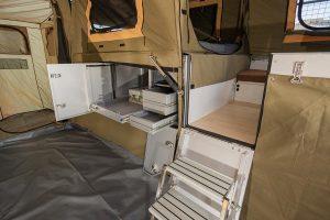 MDC Jackson Forward Fold Offroad Camper Trailer