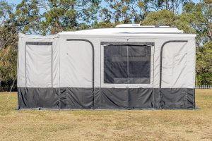 MDC XT16 Island Offroad Caravan