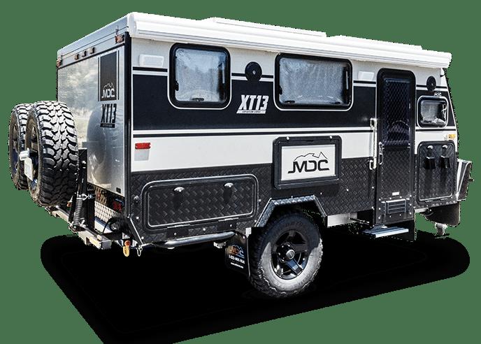 MDC XT13 Offroad Caravan Header